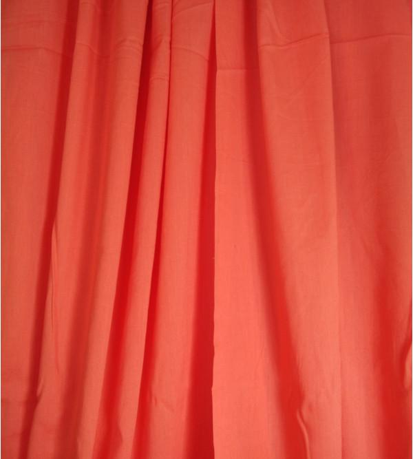 Cotton Plain Fabric 44 Inch Width