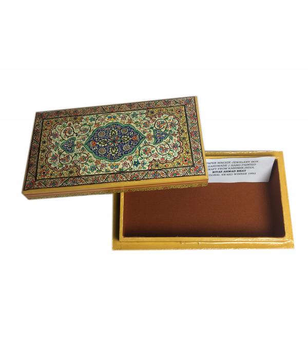 FLAT BOX 7X4 JAMAWAR  CARPET