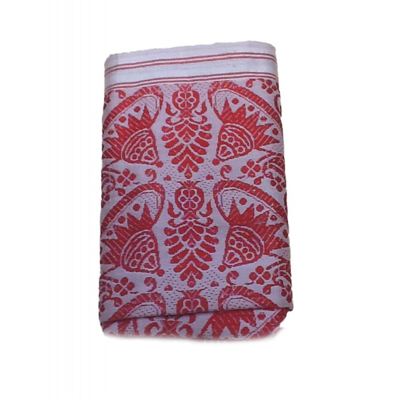 Silk Handwoven Angwastram size 30x60Inch