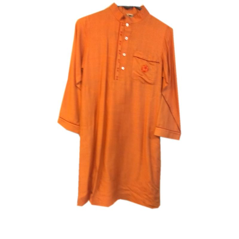 Cotton Kurta Pajama Set Size 012