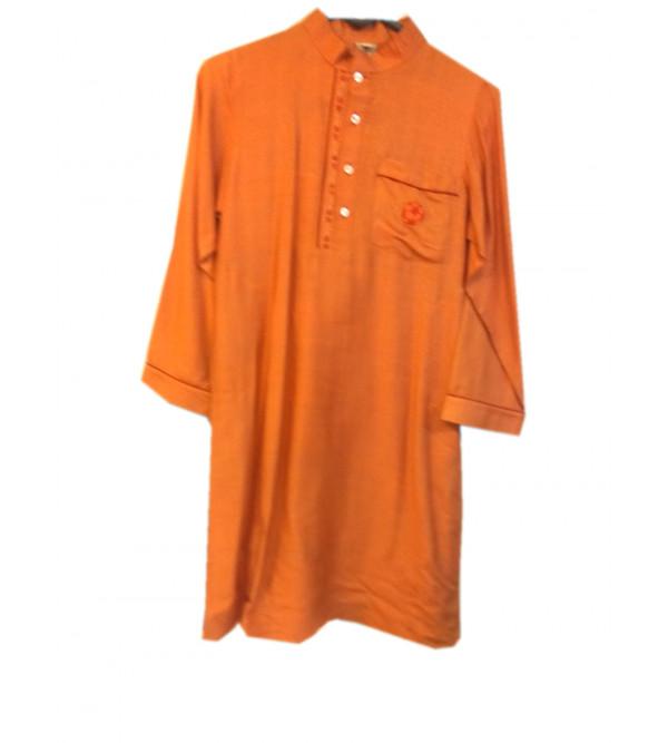 Cotton Kurta Pajama Set Size 10 to 12 yr