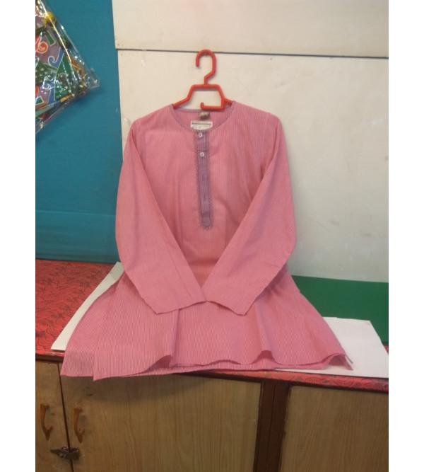 Cotton Printed Kurta Pajama Set Size 10 to12 yr.