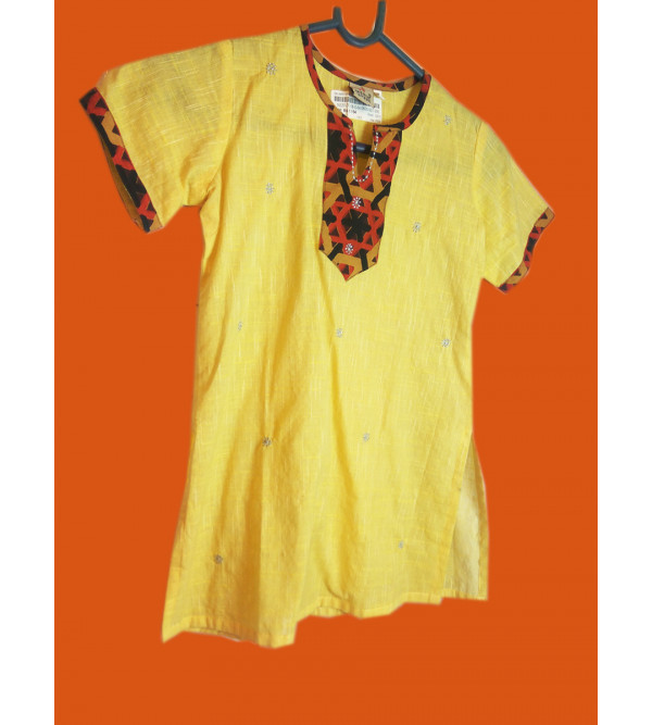 Cotton Salwar Kameez Set Size 2 to 4 Year