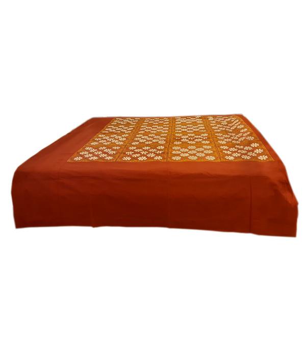 90X108 INCH BED COVER COTTON EMB. AZRAKH 1112131415 ASSTD DSGN