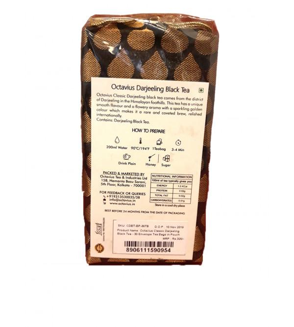 Classic Darjeeling Black Tea Bags(30 Envelope)