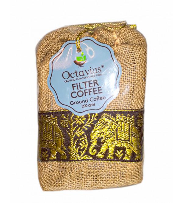 Filter Coffee In Jute 200gm