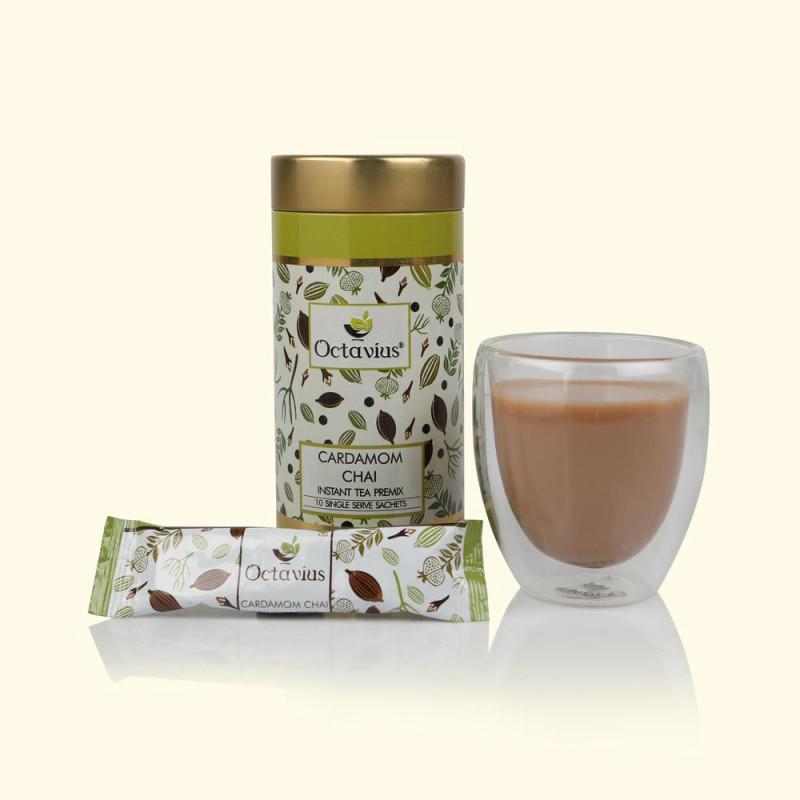 Cardamom Chai Ready Tea 10 Sachets
