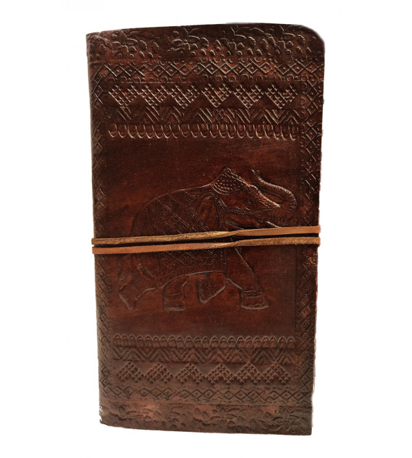 Note Book Leather cover Large