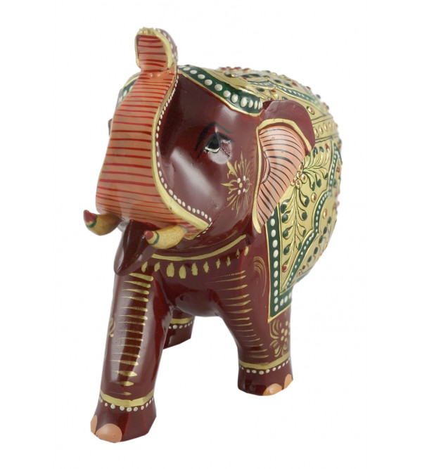PAINTED ELEPHANT PATHA 4 INCH