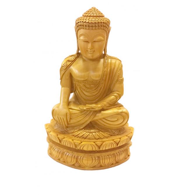 BUDDHA SITTING 17 inch