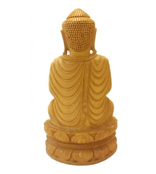 BUDDHA SITTING 15 inch