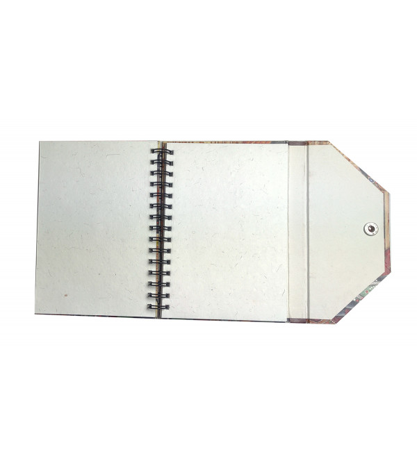 200 880 Wire Journal A5.Size 15x21cms