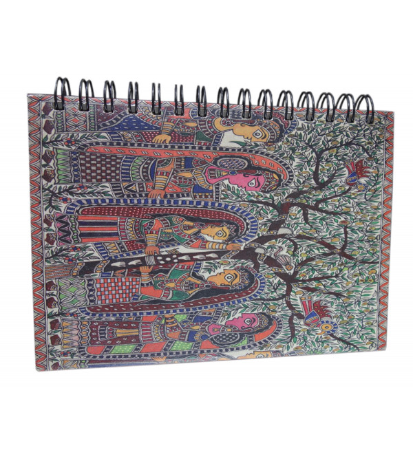 WIRO JOURNAL A5 NOTEBOOK 15CM X 21 CM
