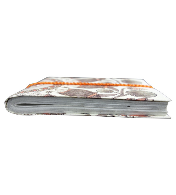 THREAD BOUND NOTEBOOK PLASTIC WRAPPING