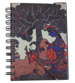WIRO JOURNAL A6 NOTEBOOK 11CMX15CM