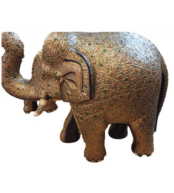 Papier Mache Elephant