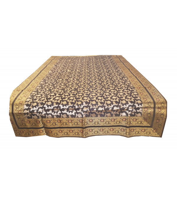 60X90 INCH TABLE CLOTH SILK BANARAS
