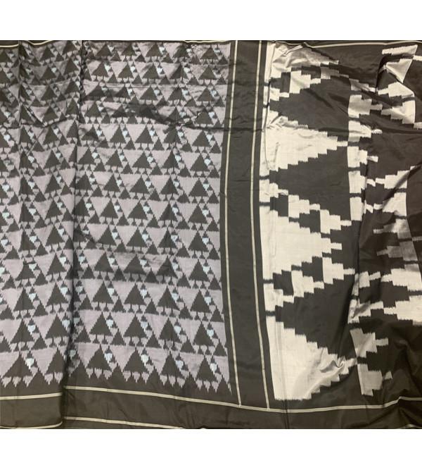 Andhra ikat saree with blouse