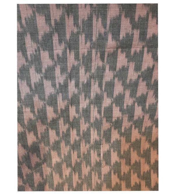 Cotton Handwoven Ikat Fabric Width 44 Inch