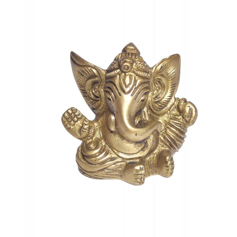 Ganesh sitting assorted Color