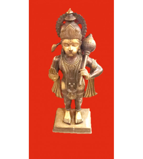 Hanuman standing 30 inch