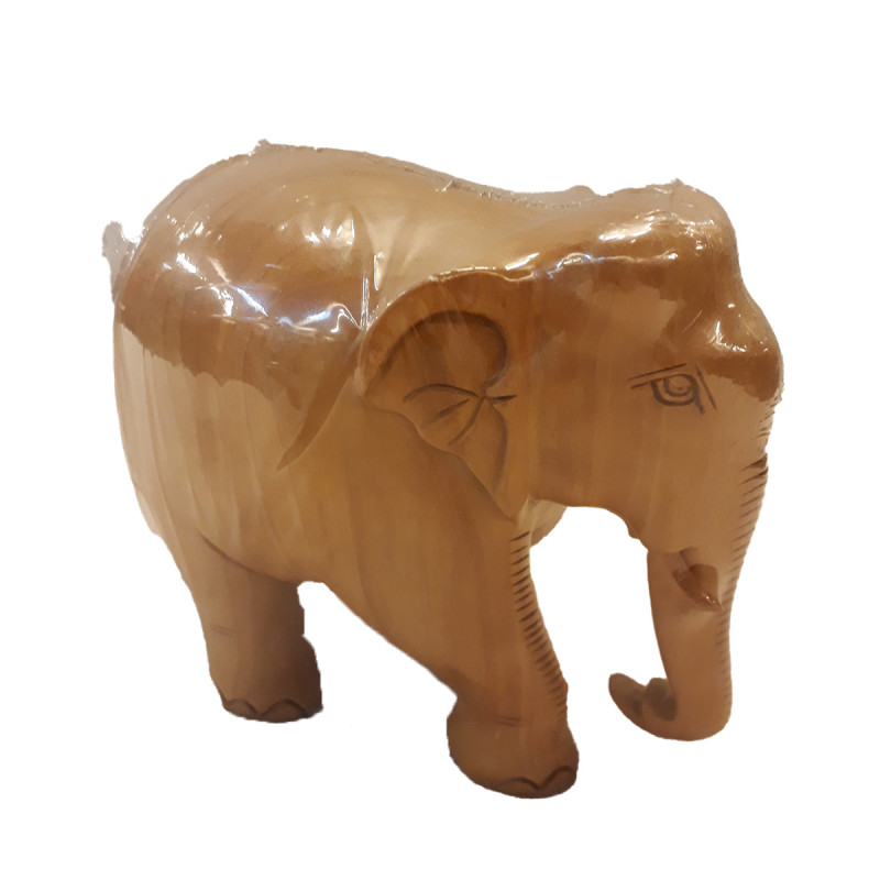 Kadamba Wood Handcrafted Elephant