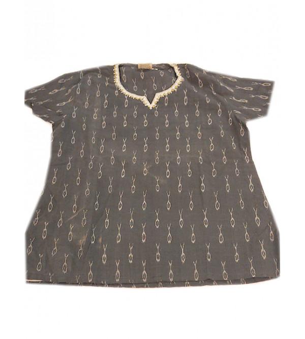 Cotton Kurta Pajamas For Girls