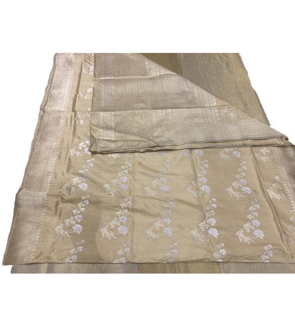 Banaras silk sona rupa zari HANDLOOM SAREE with blouse