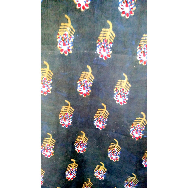 HANDLOOM DRESS FABRIC NANDANA PRINT