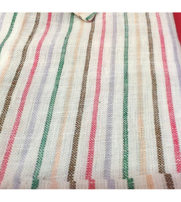 Cotton Shirt Half Sleeve Size 48 Inch