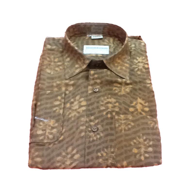 shirt silk