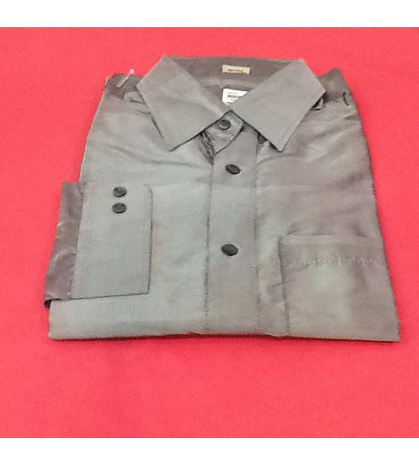 Silk Shirt Full Sleeve Size 38 Inch