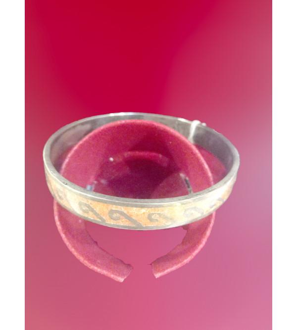 Meenakari Silver Bangle 92.5% Purity