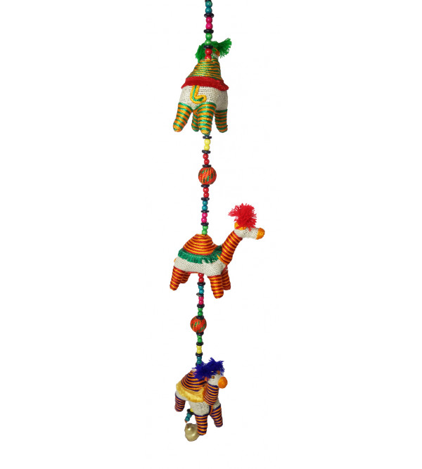 Handicraft Five Pcs Jute Thread Camel String