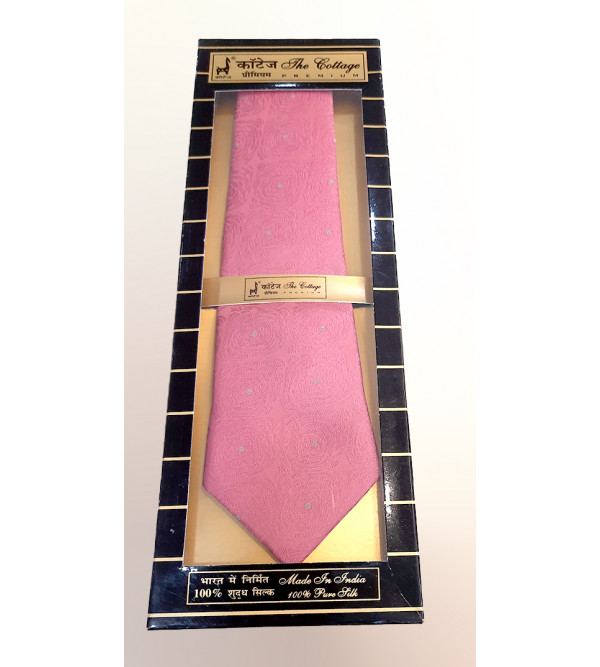 Tanchoi  Silk Tie