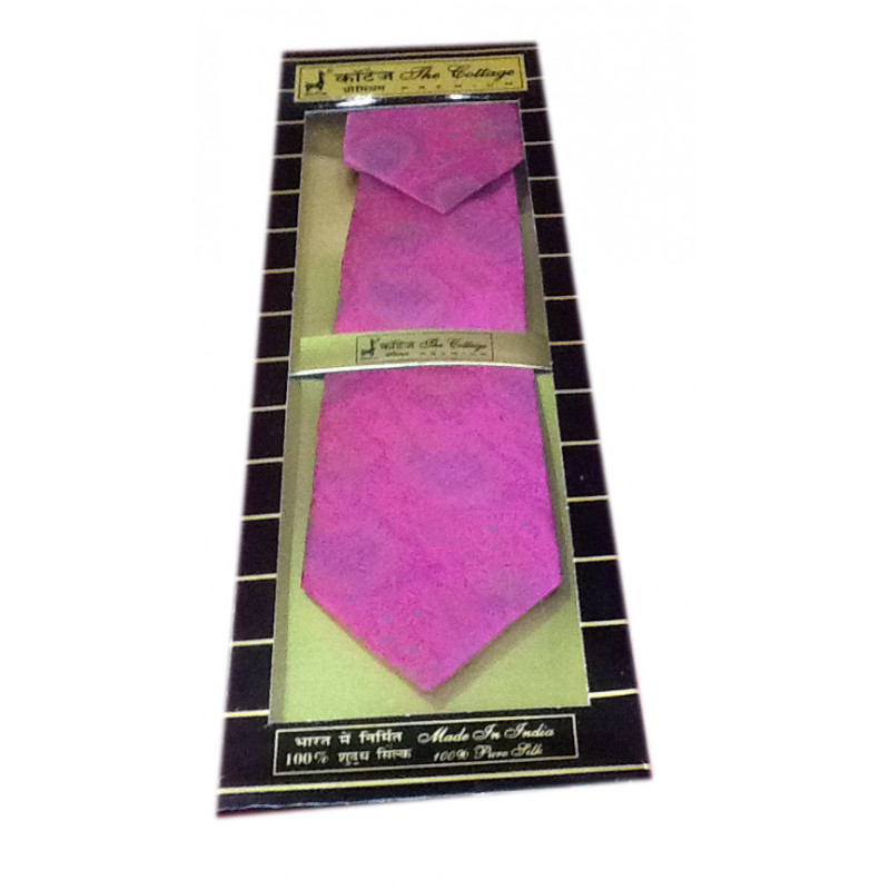 Ties Wooven Silk  2 Pc Set