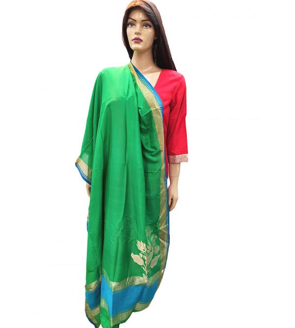 Dupatta Banaras Silk