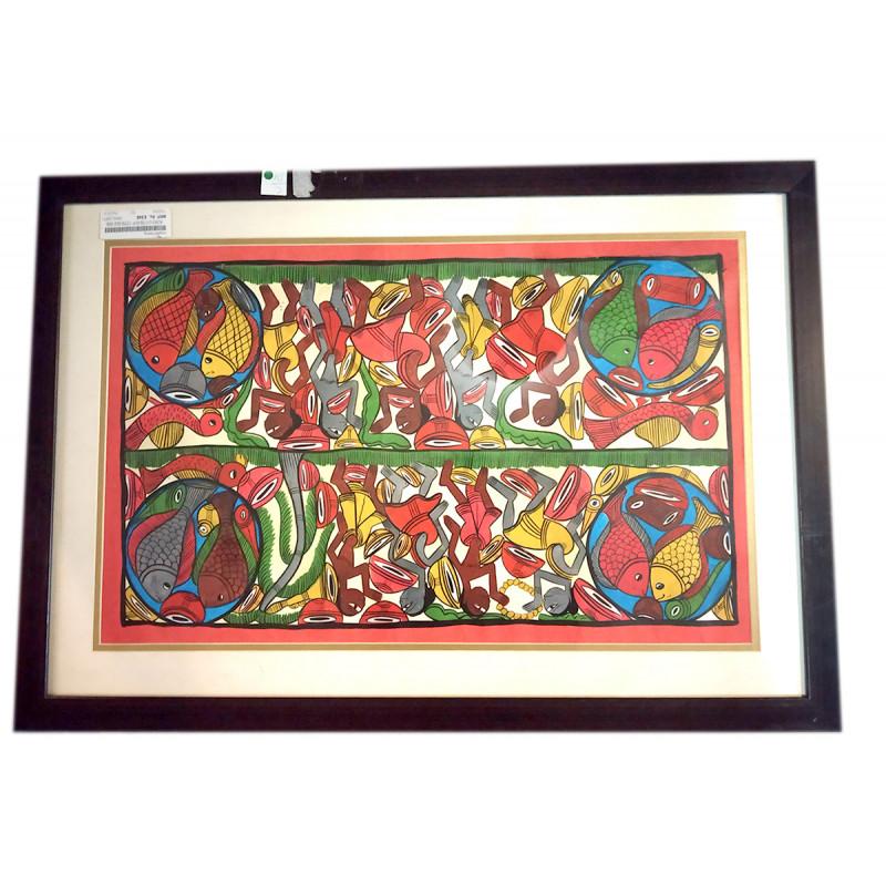Traditional Handmade Painting