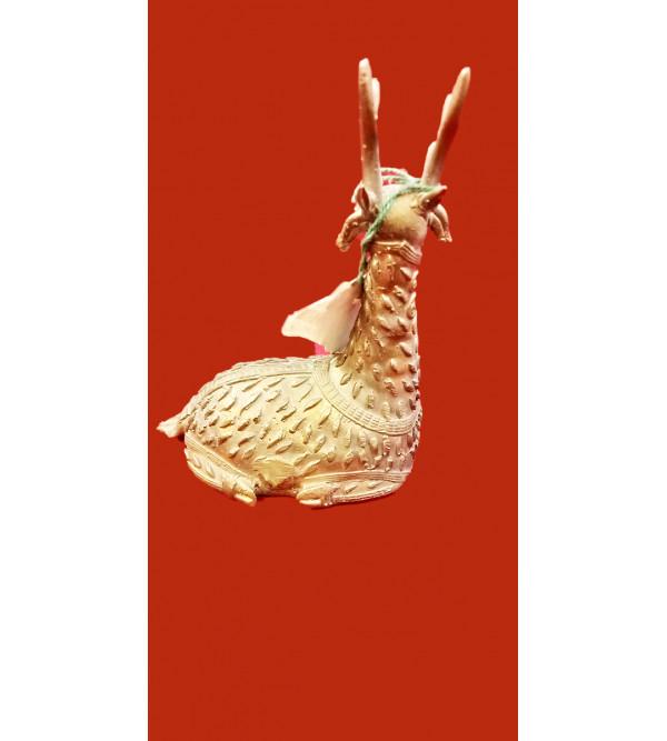 Deer Handcrafted In Dhokra