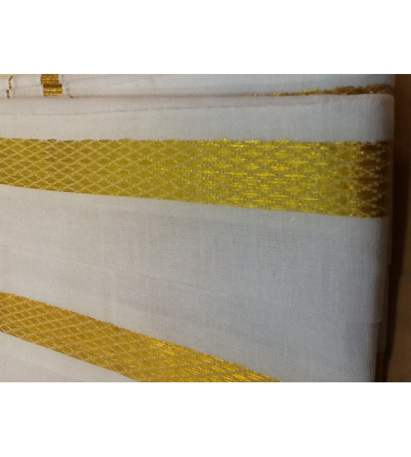 Cotton handwoven Angwastram size 30x60Inch.