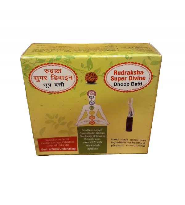 Rudraksha Super Divine Dhoop Batti