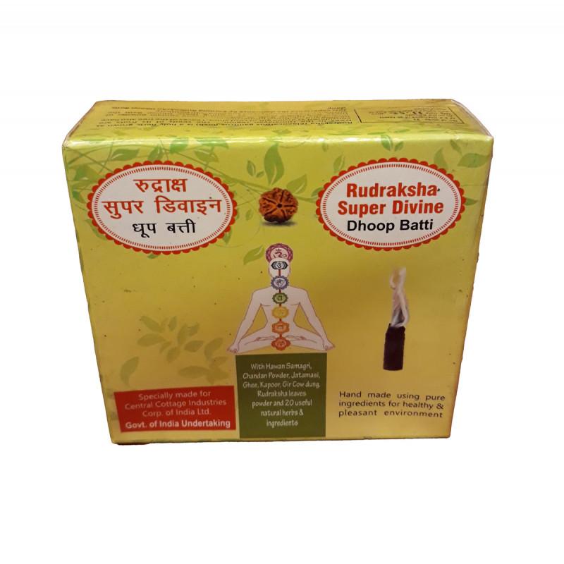Rudraksha Super Divine Dhoop Batti