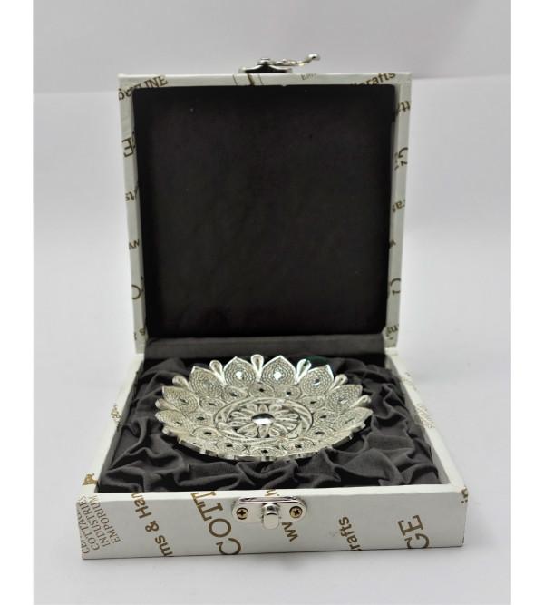 Silver Filigree Plate