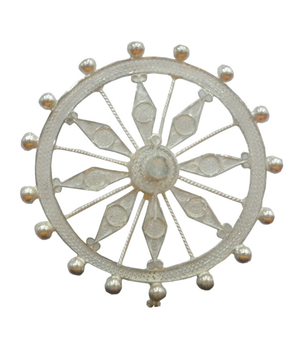 HANDICRAFT KONARK WHEEL ORISSA FILIGREE WORK