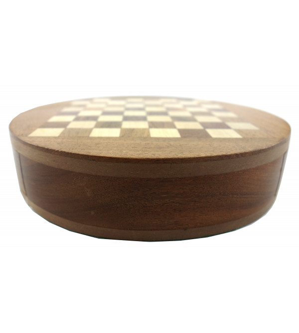 HANDICRAFT WOODEN TOYS MAGNET CHESS 7 INCH