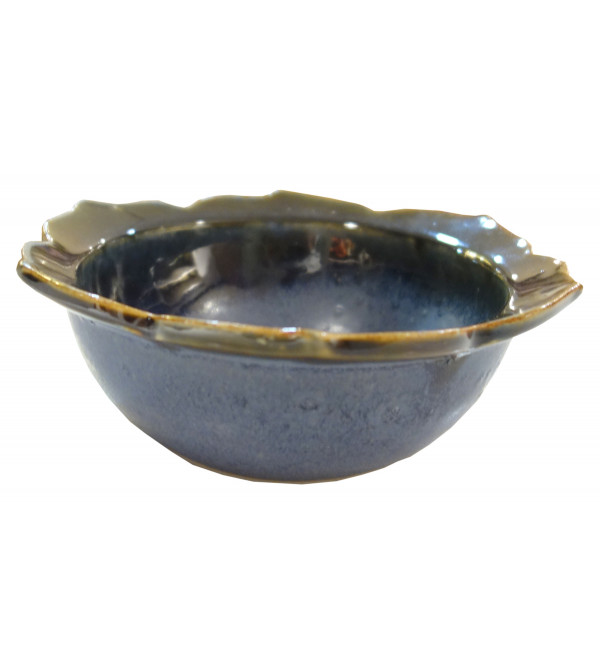 HANDICRAFT BOWL STUDIO ART POTTERY  5 INCH
