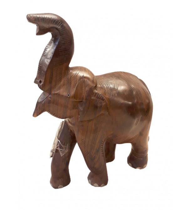 ELEPHANT ROSE WOOD 10 INCH