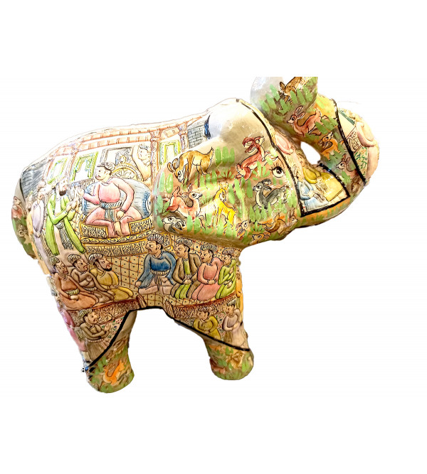 ELEPHANT MUGHAL DESIGN 8