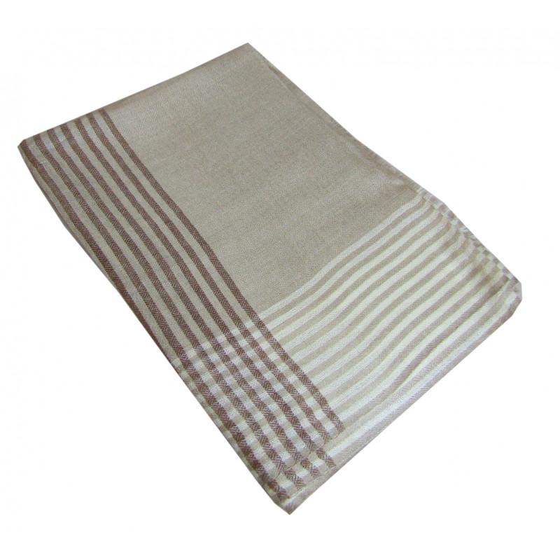 Mix Pashmina Stole Plain  70% Wool  30% Silk