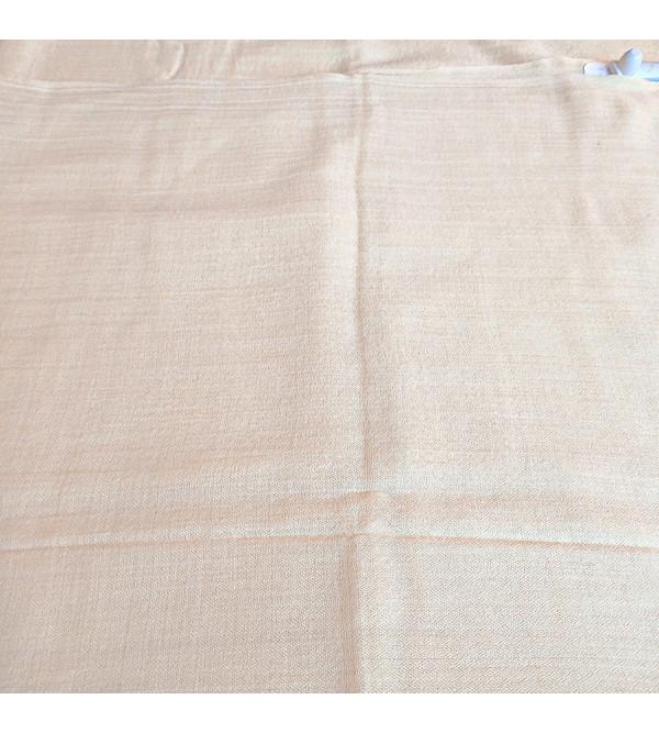 Cashmere Pashmina Shawl Hand Woven in Kashmir Size,40X80 Inch